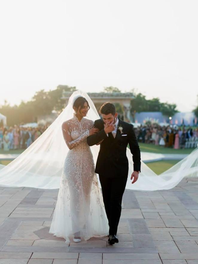 بريانكا شوبرا ونيك جوناس ، الزواج