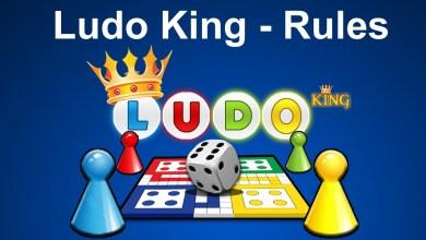 لعبة ملك اللودو Ludo King لجوالات اندرويد وىيفون