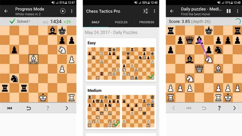 العاب شطرنج لجوالات اندرويد