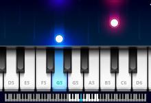 تطبيقات والعاب بيانو لجوالات أندرويد وايفون