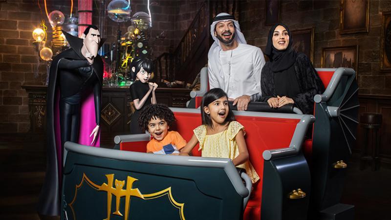 ألعاب موشنجيت دبي