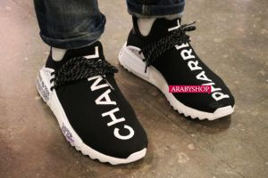 1. Human Race Trail Chanel and Pharrell NMD – $11,135