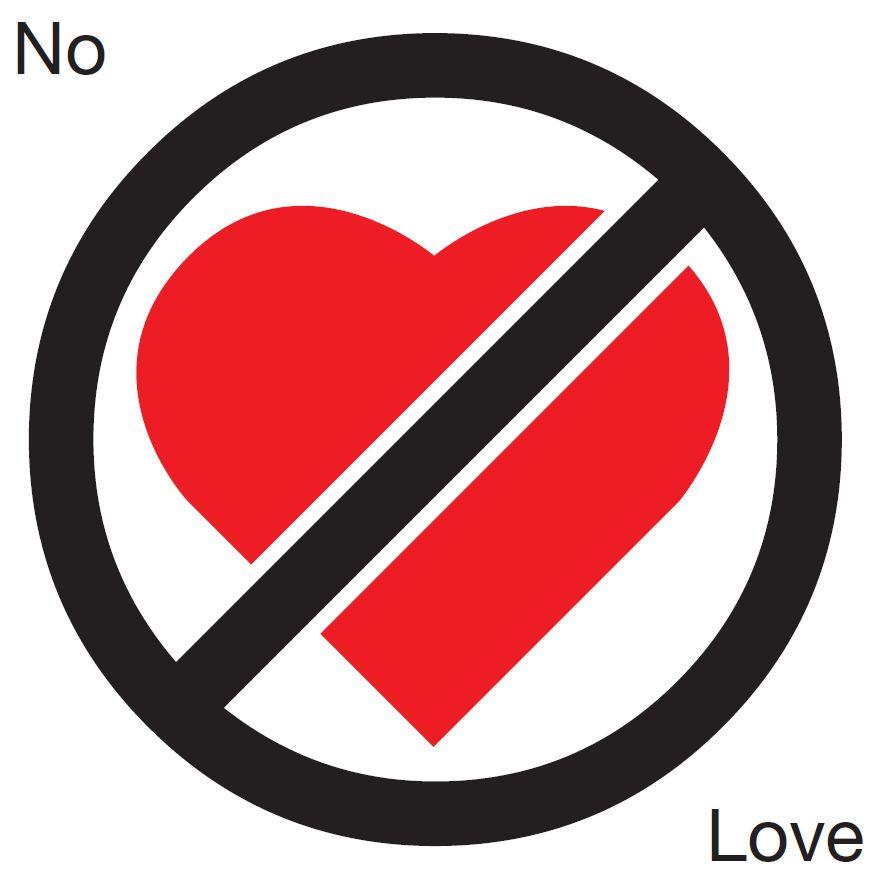 no love records arachnidiscs