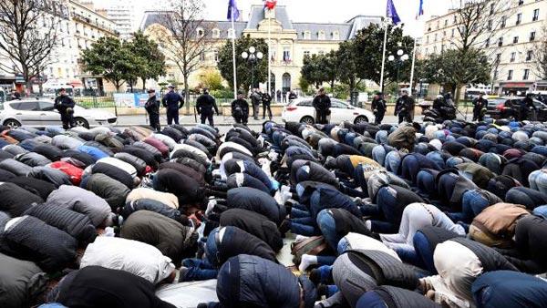 حركة الإسلام في أوربا