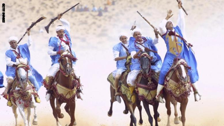 الأمازيغ واللغة العربية