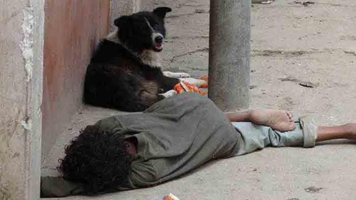 ويبقي الفقير فقيراً