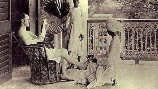 الاستعمار الانجليزي للهند