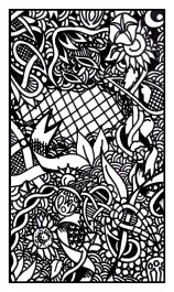 Zen Doodle - The Garden