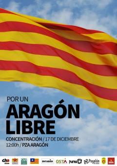 2016. Por un Aragón Libre