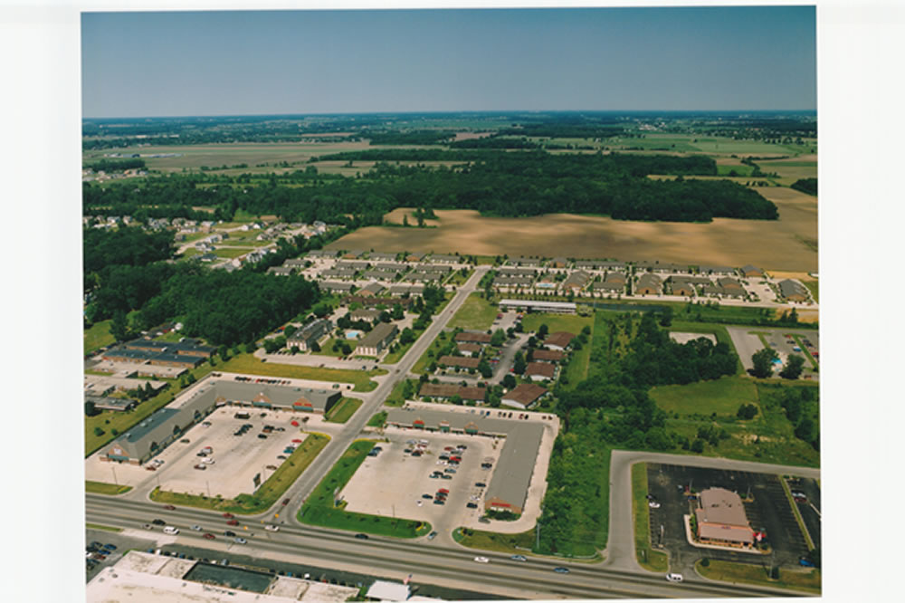 Frenchtown Aerial
