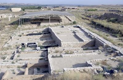 Yacimiento de la Colonia Celsa, Velilla de Ebro, Zaragoza (Foto: J. Foster-Prames)