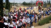 Orientación en los Parques, premio Gala del Deporte Ciudad de Zaragoza 2015