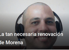 La necesaria renovación de Morena
