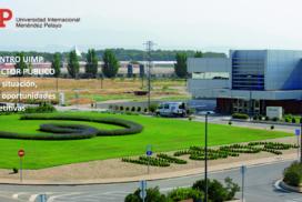 VIII Encuentro UIMP Empresa y sector público: Logística: situación, perspectivas y oportunidades competitivas