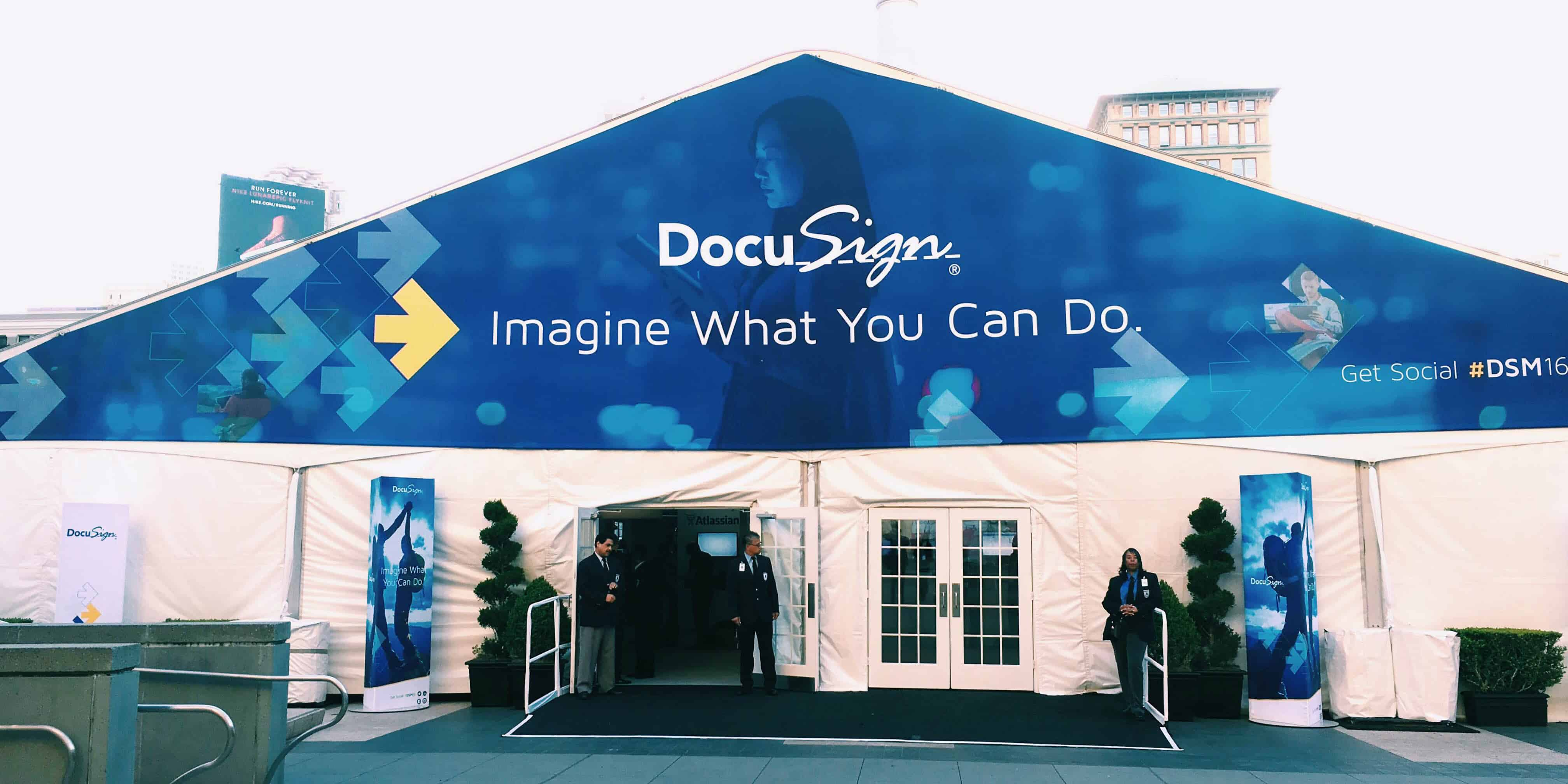 DocuSign Transaction Rooms Signify a Turning Point in