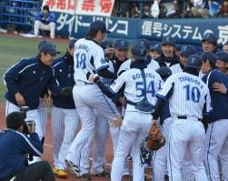 横浜DeNAベイスターズ ファンフェスティバル2013(2013/11/23@横浜スタジアム)