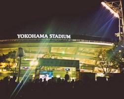 【座席表】横浜スタジアム