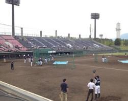 【駐車場】山日YBS球場(山梨県小瀬スポーツ公園野球場)周辺の駐車場ガイド