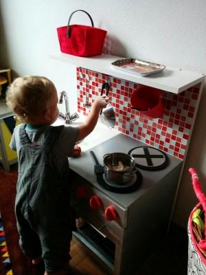 DIY cuisine terminée
