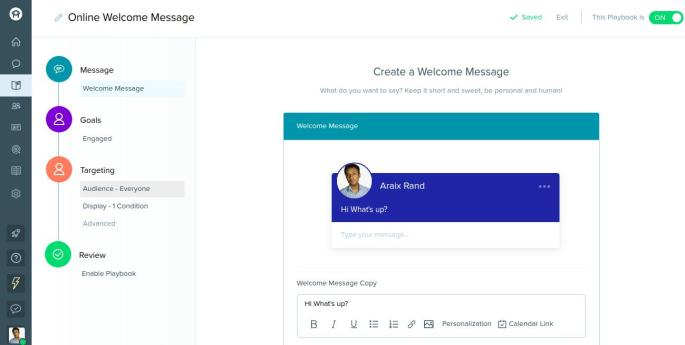 Drift Conversational Marketing Automation