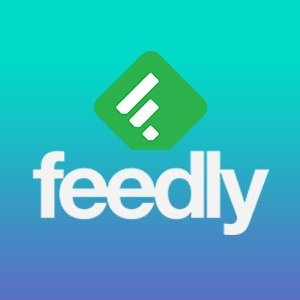 Feedly news aggregator application