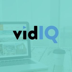 vidIQ Video Marketing Platform YouTube Channel Analytics Tools