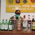 Satpol PP Kota Banda Aceh Razia Kafe di Kawasan Meuraxa