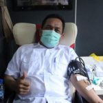 Terus Berlanjut, ASN Dinkes Aceh Donor 59 Kantong Darah
