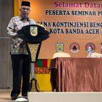 BPBD Banda Aceh Susun Renkon Bencana Epidemi