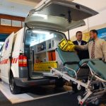 Ambulans (ilustrasi)