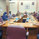 Kadis Syariat Islam Aceh Lakukan Audiensi dengan BWI Pusat