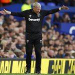 Manajer West Ham United David Moyes.