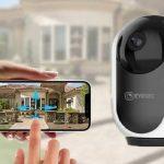 Lewat teknologi kini CCTV bisa ditampilkan secara real time dan terhubung ponsel