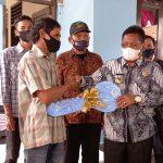 Wali Kota Banda Aceh Serahkan Rumah Layak Huni bagi Warga Neusu Aceh