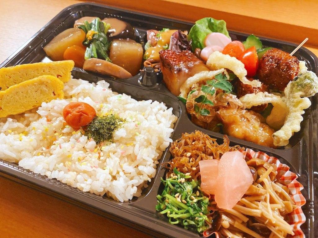 おまかせ弁当(1,500円)