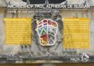 The ALPHERAN DE BUSSAN coat of arms