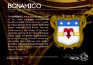 The BONAMICO coat of arms
