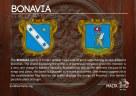 The BONAVIA coat of arms