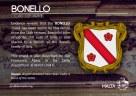 The BONELLO coat of arms