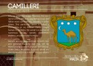 The CAMILLERI coat of arms