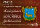 The DINGLI coat of arms