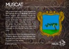 The MUSCAT coat of arms