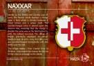 The NAXXAR coat of arms