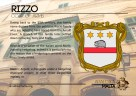 The RIZZO coat of arms
