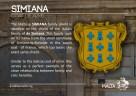 The SIMIANA coat of arms