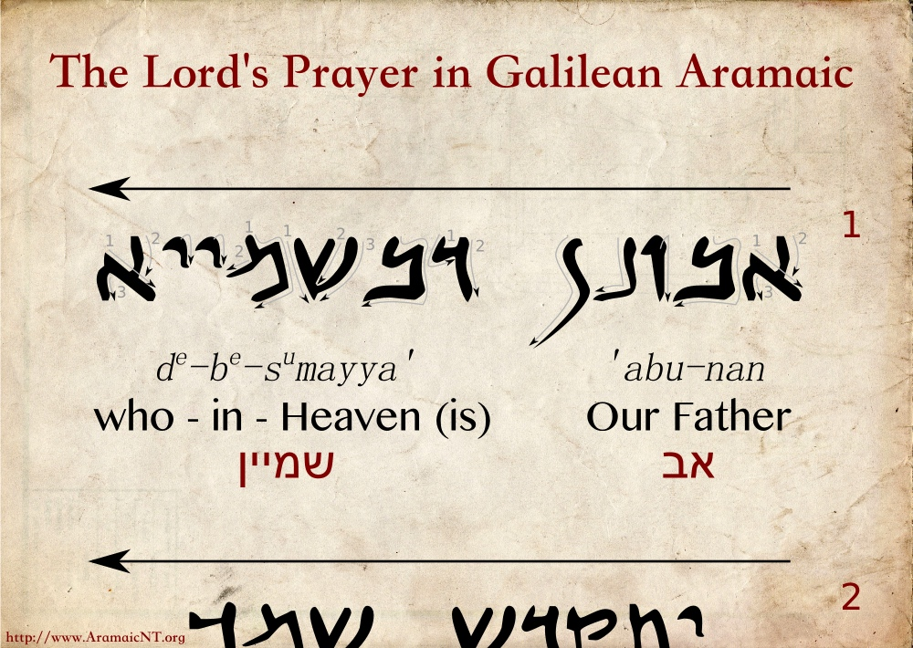 Aramaic Bible In Plain English Pdf