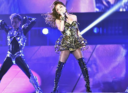 Ayumi Hamasaki fans excited over her recent curves