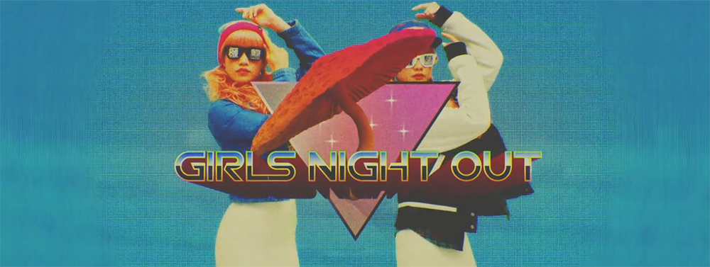 FEMM post polished version of 'Girls Night Out' video