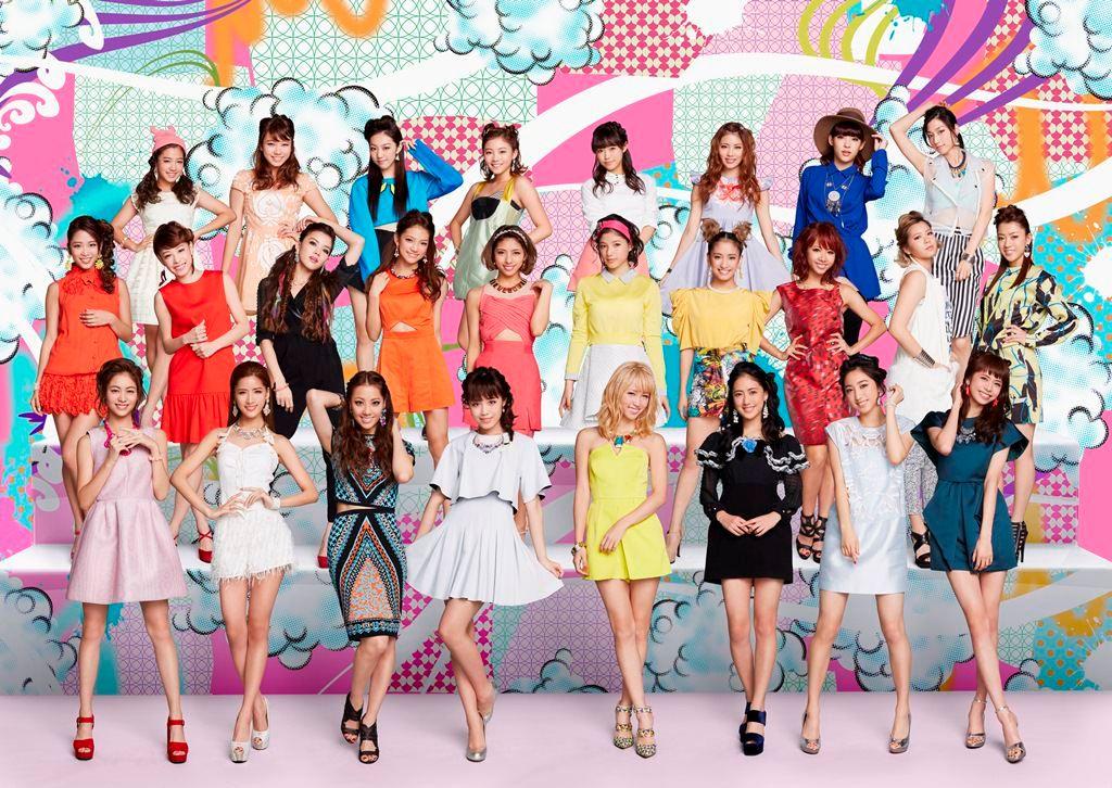 """E-girls announces new album """"E.G. Time"""""""