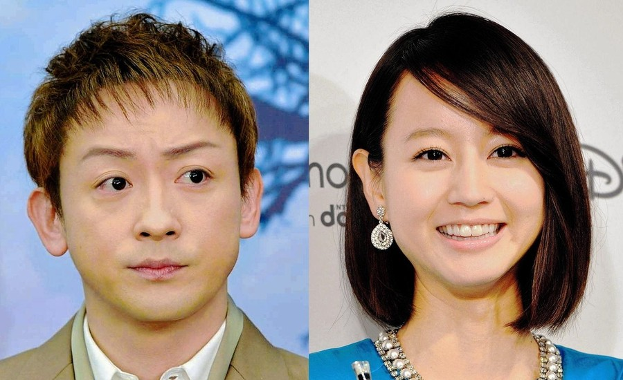 Maki Horikita and Koji Yamamoto got married!